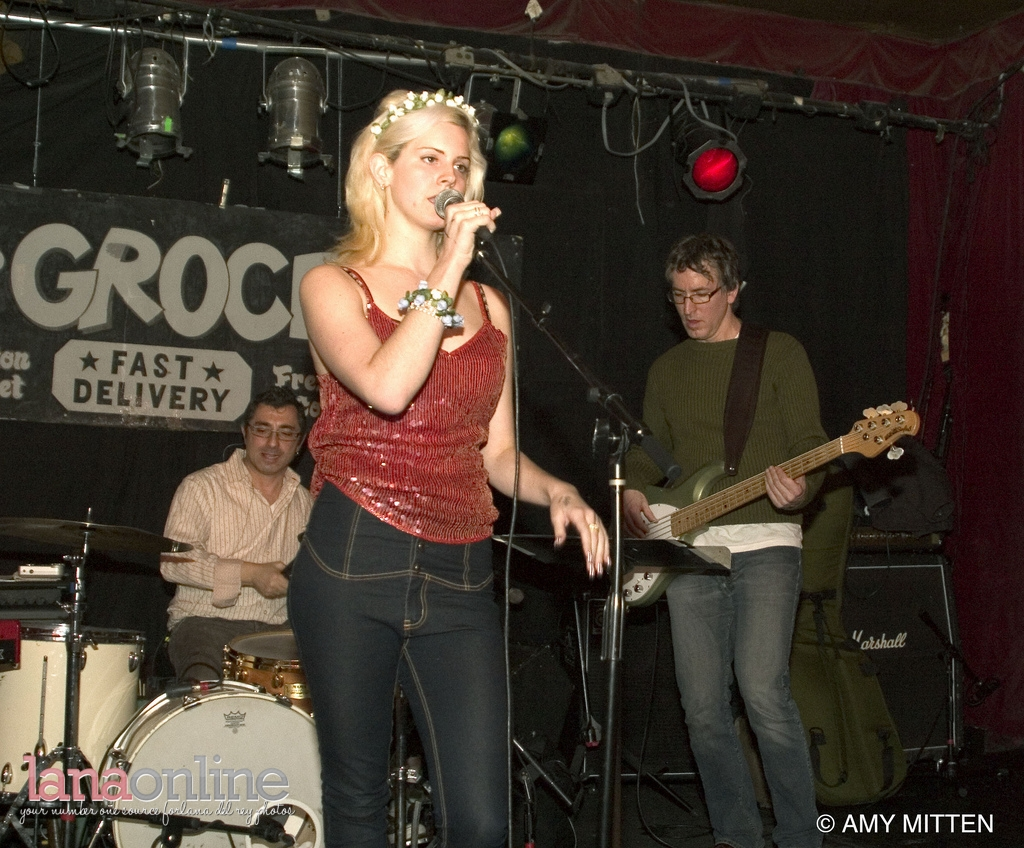 Lizzy Grant Hollister