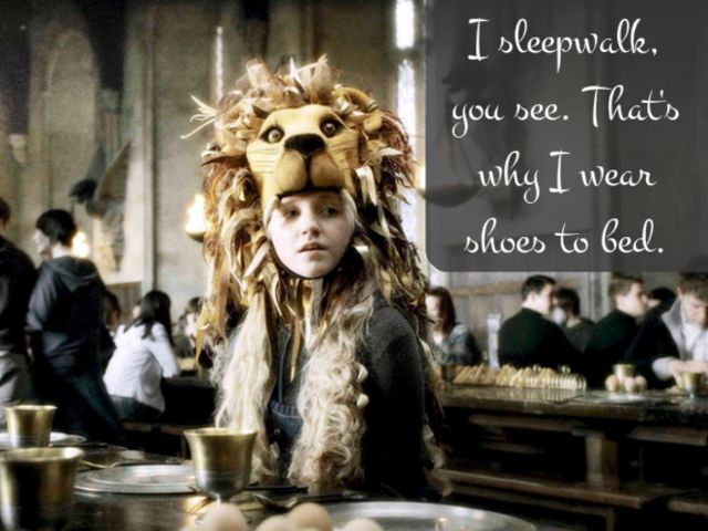 Luna Lovegood Quotes Stunning 48 Quotes That Prove Luna Lovegood Is Totally Underrated Playbuzz