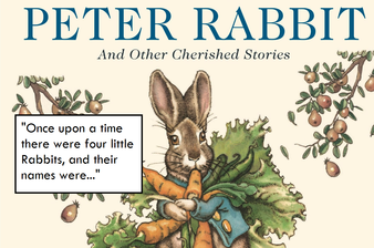 Can You Complete The First Line Of These Famous Children Stories?