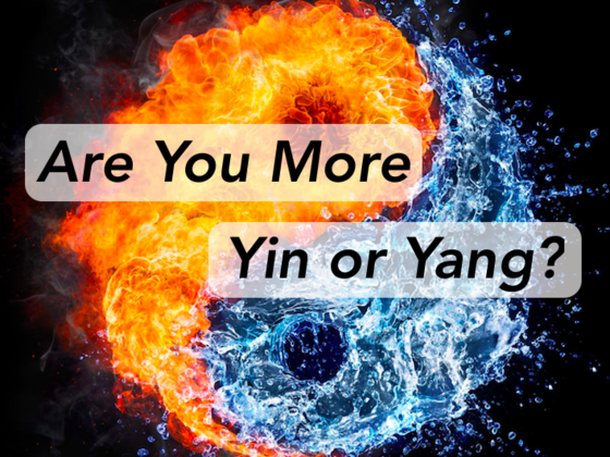 Are You More Yin or Yang?