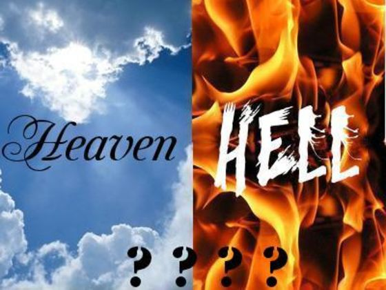 Are You Going To Heaven or Hell?