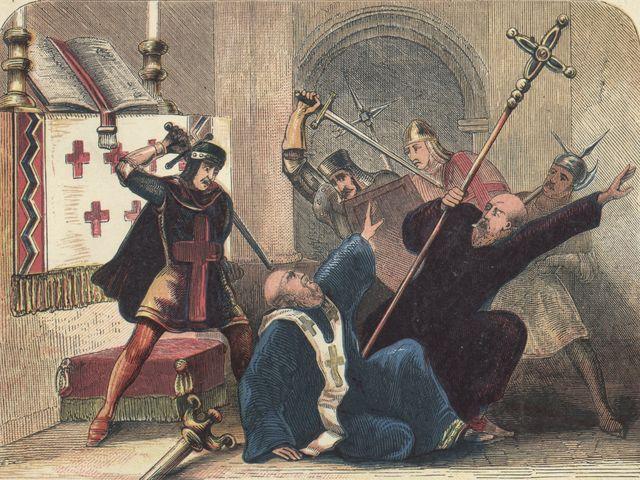 Saint Thomas à Becket