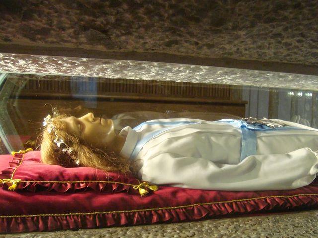 Saint Maria Goretti