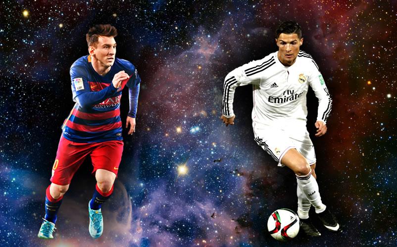 Leo Messi vs Cristiano Ronaldo | Playbuzz