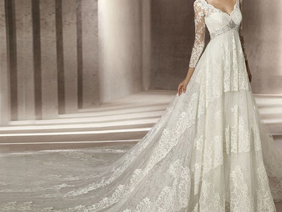 What Does Your Wedding Dress Look Like?