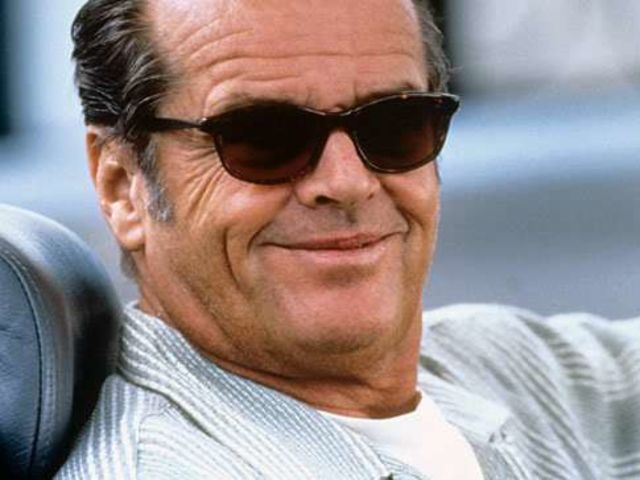 "Nicholson won Best Actor twice for leading roles in ""One Flew Over the Cuckoo's Nest"" and ""As Good As It Gets."""