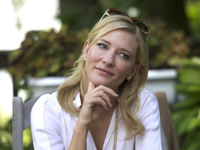 "Blanchett has been nominated for six Oscars and won twice. She won first for ""The Aviator"" and then for ""Blue Jasmine."""