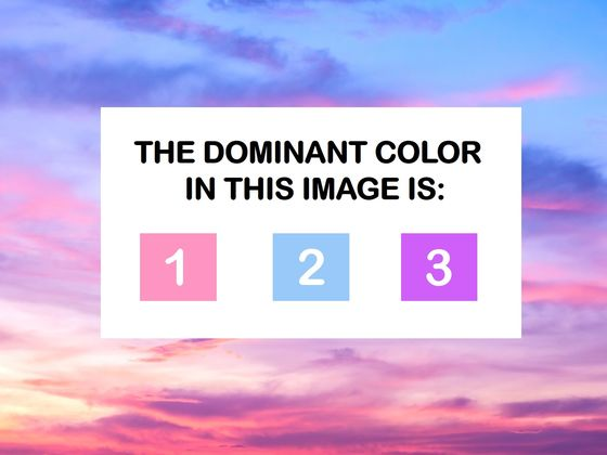 This Beautiful Test Will Determine Your Dominant Intellect