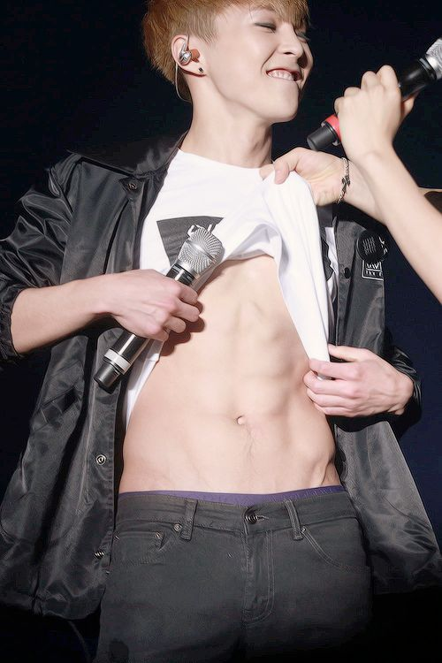 Suho 2015 Abs