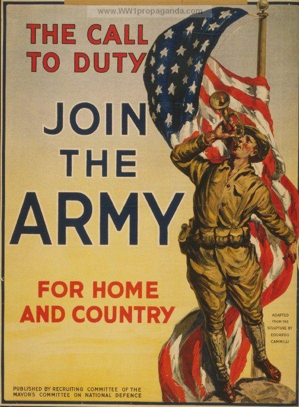 Pro German Propaganda Posters Ww1