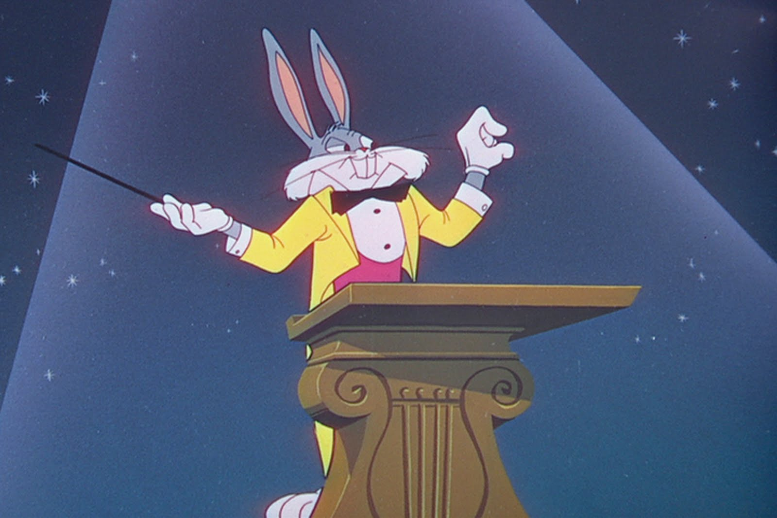 c98db818 44f6 41c0 8487 199db3140085 the most difficult ultimate best ''classical'' music test (ever,Bugs Bunny Conductor Meme