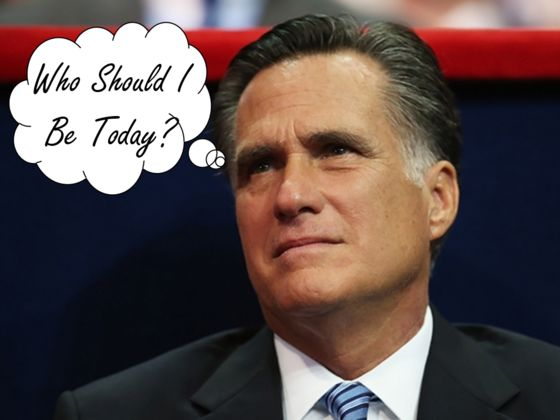 Which Mitt Romney Are You?