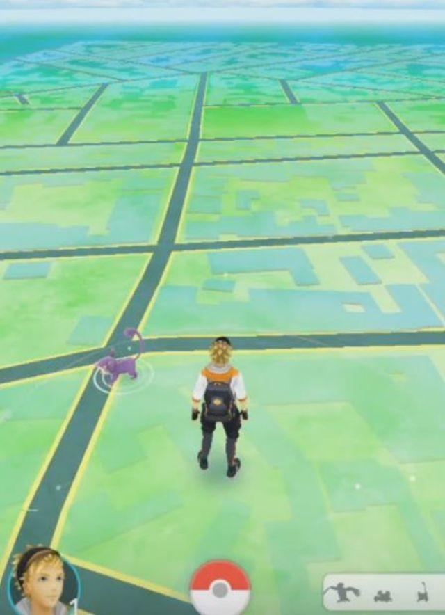 Encontraste un Pokémon, ¿qué tenés que hacer?