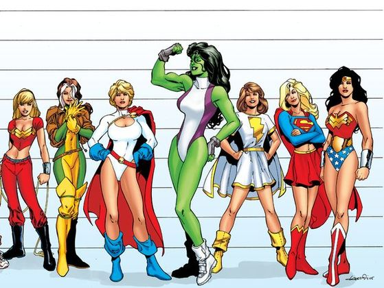 What is YOUR SuperPower? (Girls ONLY)