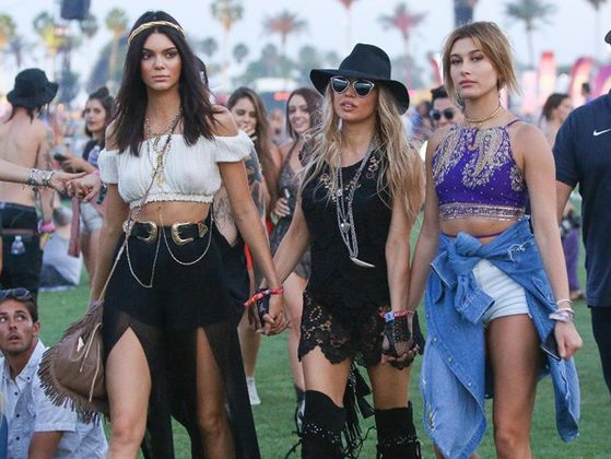 Which Celebrity Shares Your Coachella Style Playbuzz