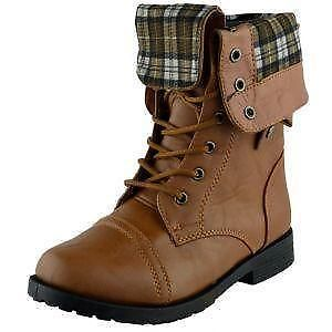 Cute Combat Boots For Girls - Yu Boots