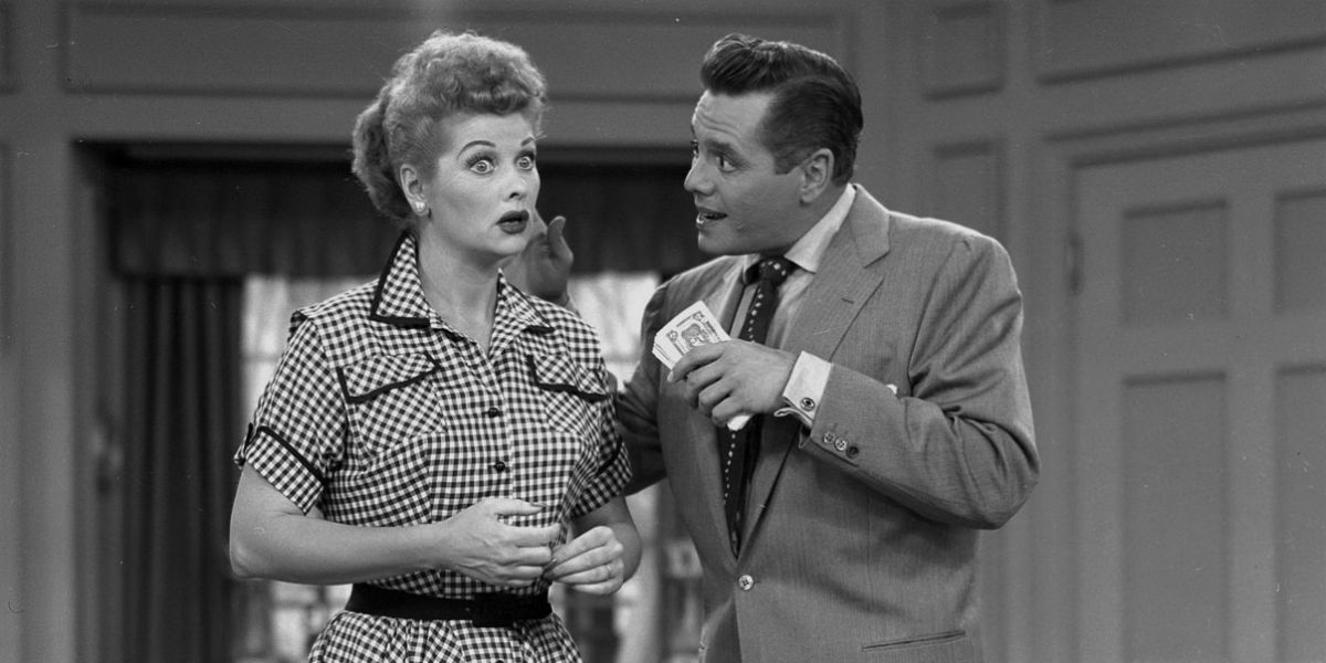 Interracial couple on i love lucy