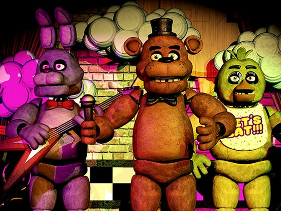 Which Five Nights At Freddys Character Are You Playbuzz