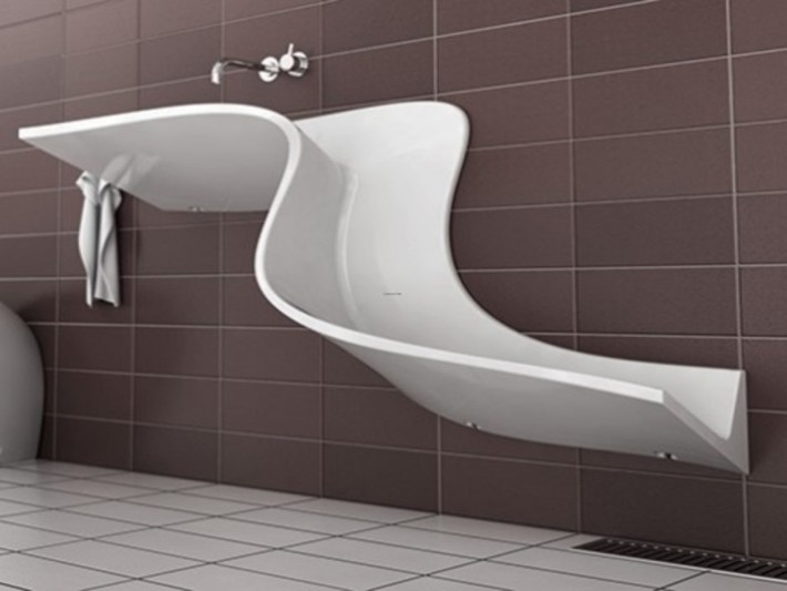 Check Out These Amazing Bathroom Sinks Playbuzz. Bathroom Countertop Sink