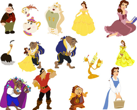 Which Character From Beauty And The Beast Are You