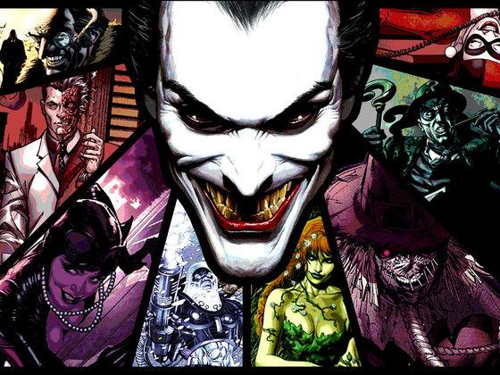 Which Batman Villain Are You Playbuzz