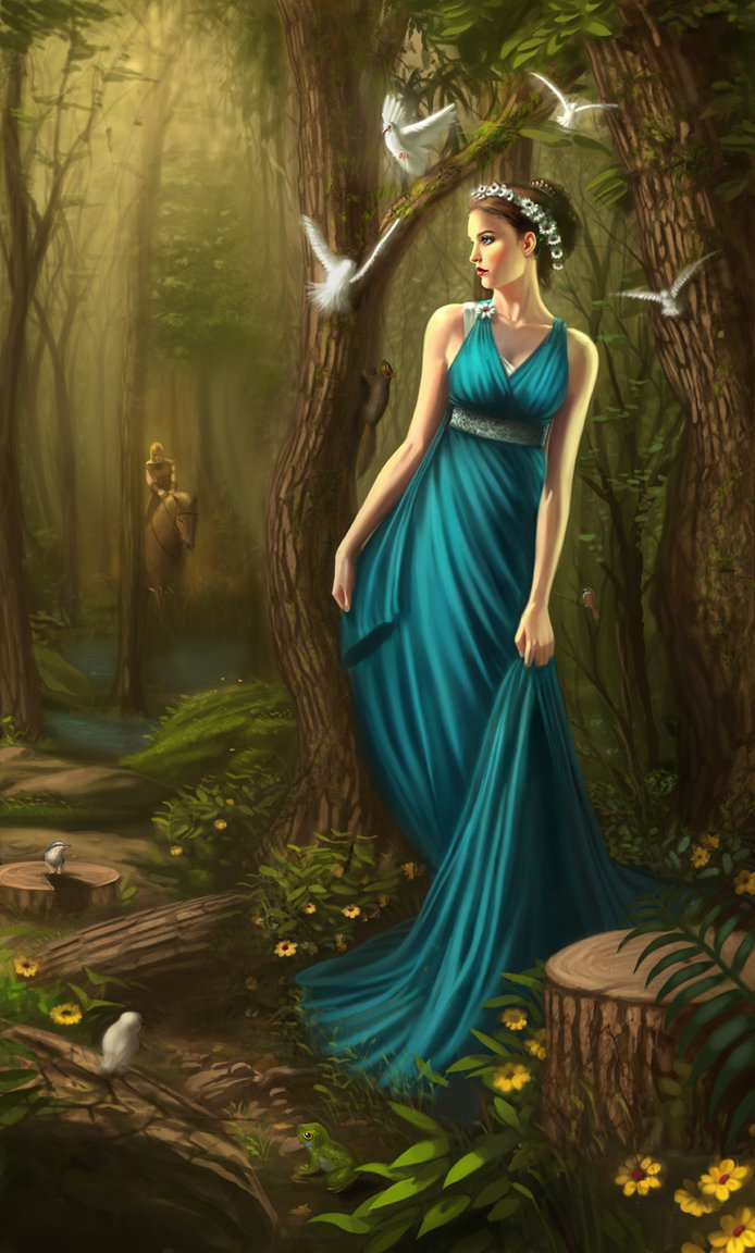 which greek goddess is hiding inside you playbuzz