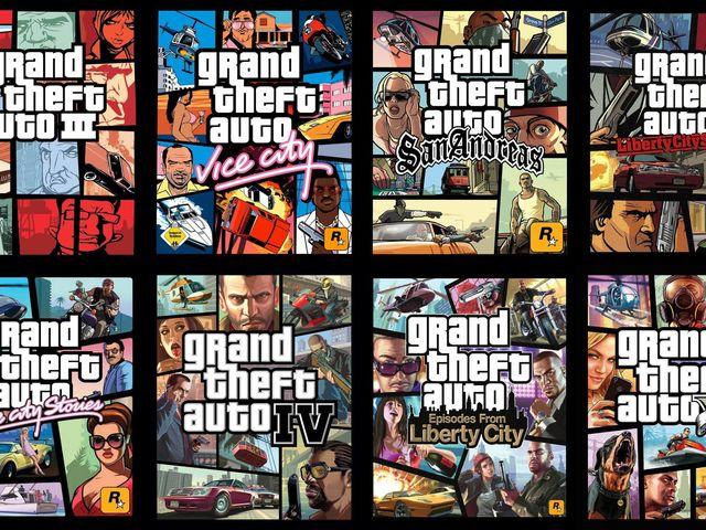Grand Theft Auto | GTA Wiki | Fandom