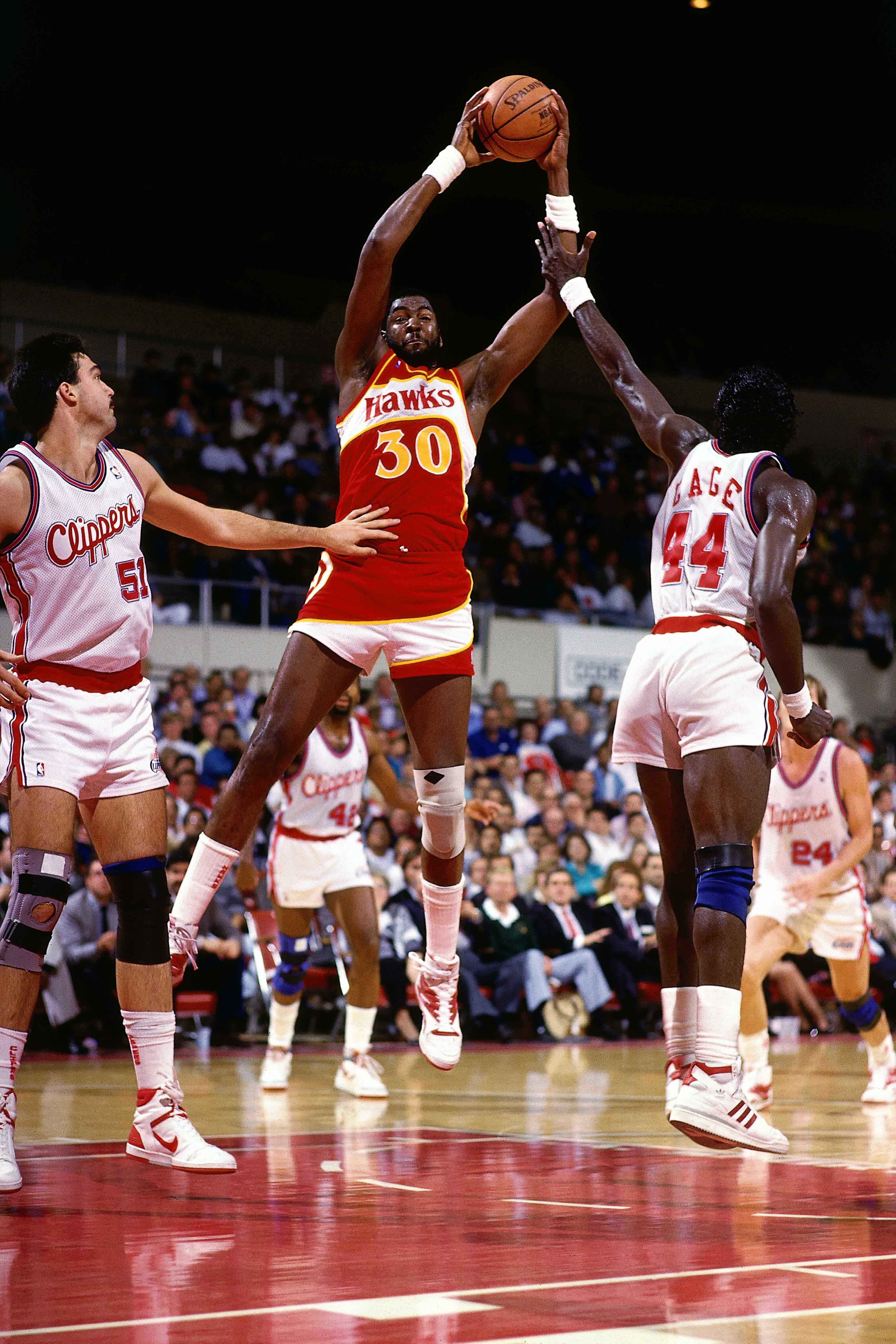 Do You Know Where These Atlanta Hawks Alums Went To College