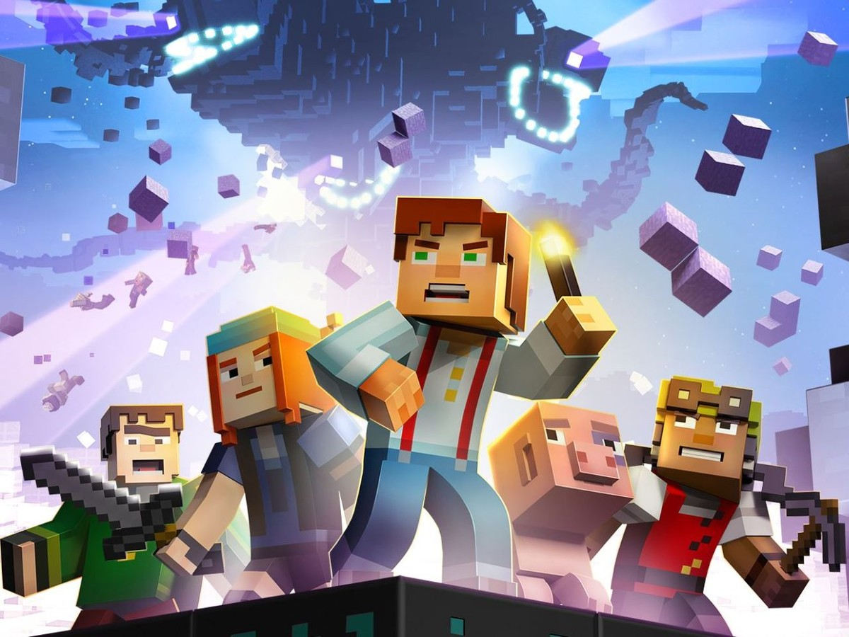 The Diamond Minecart Minecraft Story Mode Episode 3 – Best