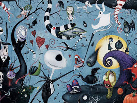 Which Animated Tim Burton Film Are You?