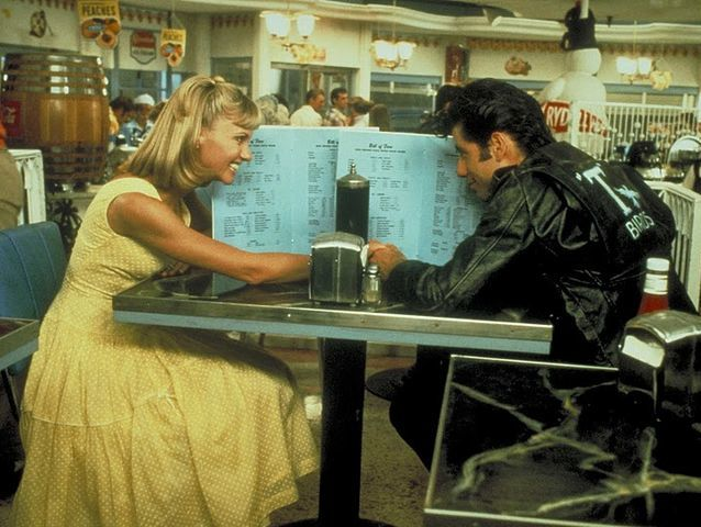 the dating guy characters from grease