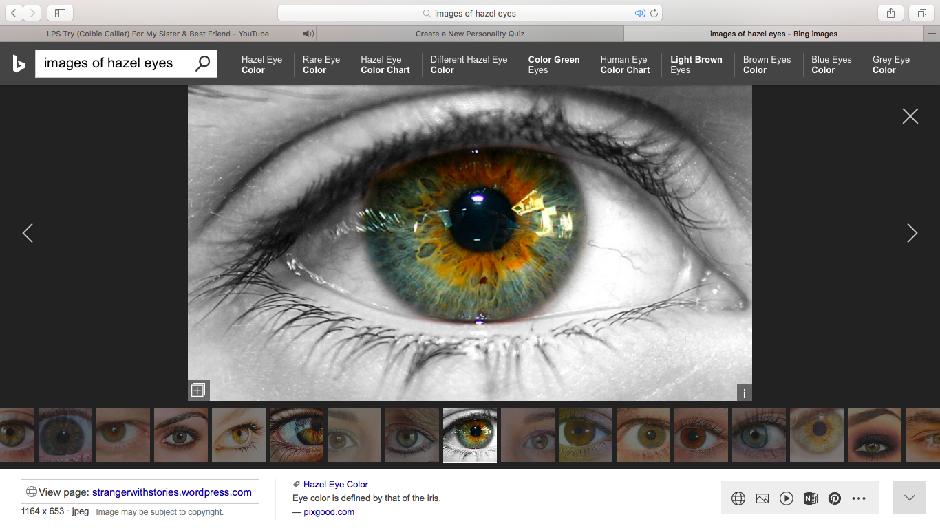 Can we guess your eye color playbuzz nvjuhfo Choice Image