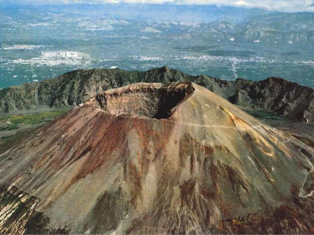 El Vesubio entrará en erupción