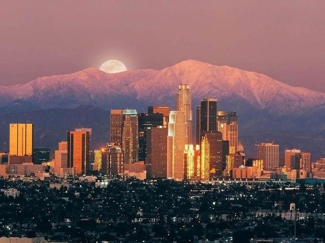 Un gran terremoto en Los Ángeles