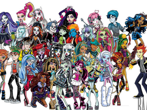 Which Monster High Character Are You Most Like Playbuzz
