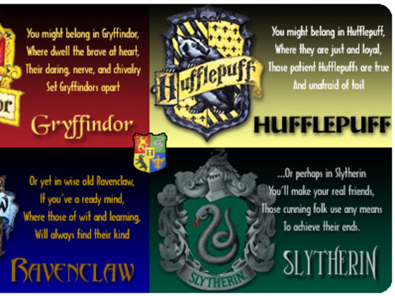 What Hogwarts House are you in? | Playbuzz