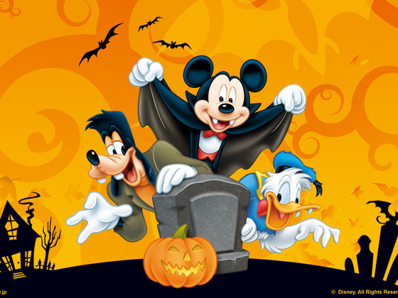 Which Disney Character Should You Be For Halloween? | Playbuzz