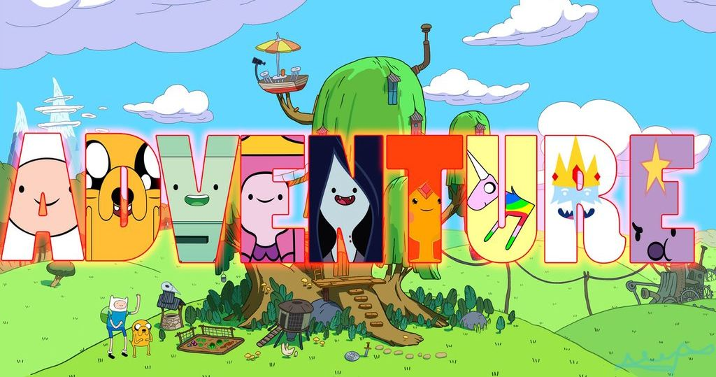 """Which """"Adventure Time"""" Character Are YOU?  Playbuzz"""