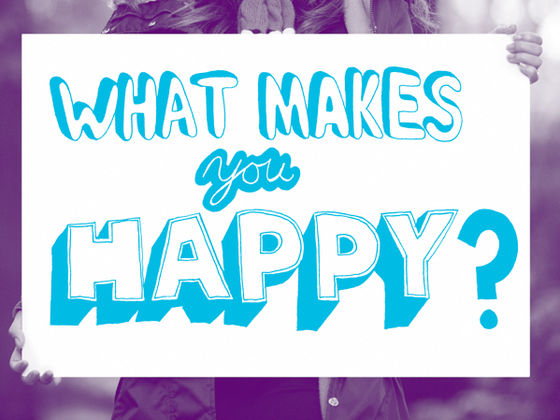 Can We Guess Which Aspect of Your Life Brings You The Most Happiness?