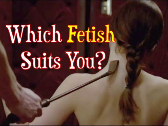 Whats Your Fetish Quiz 47
