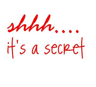 Image result for shhh it's a secret