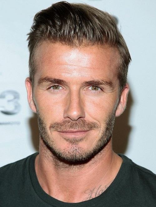 David Beckham OCD