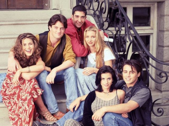 "Welcome To The Real World Quotes: How Well Can You Quote ""Friends""?"
