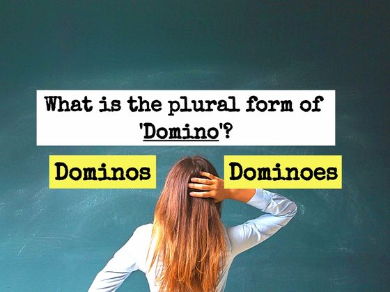 Only 9% Of English Teachers Know The Plural Forms Of The Most ...
