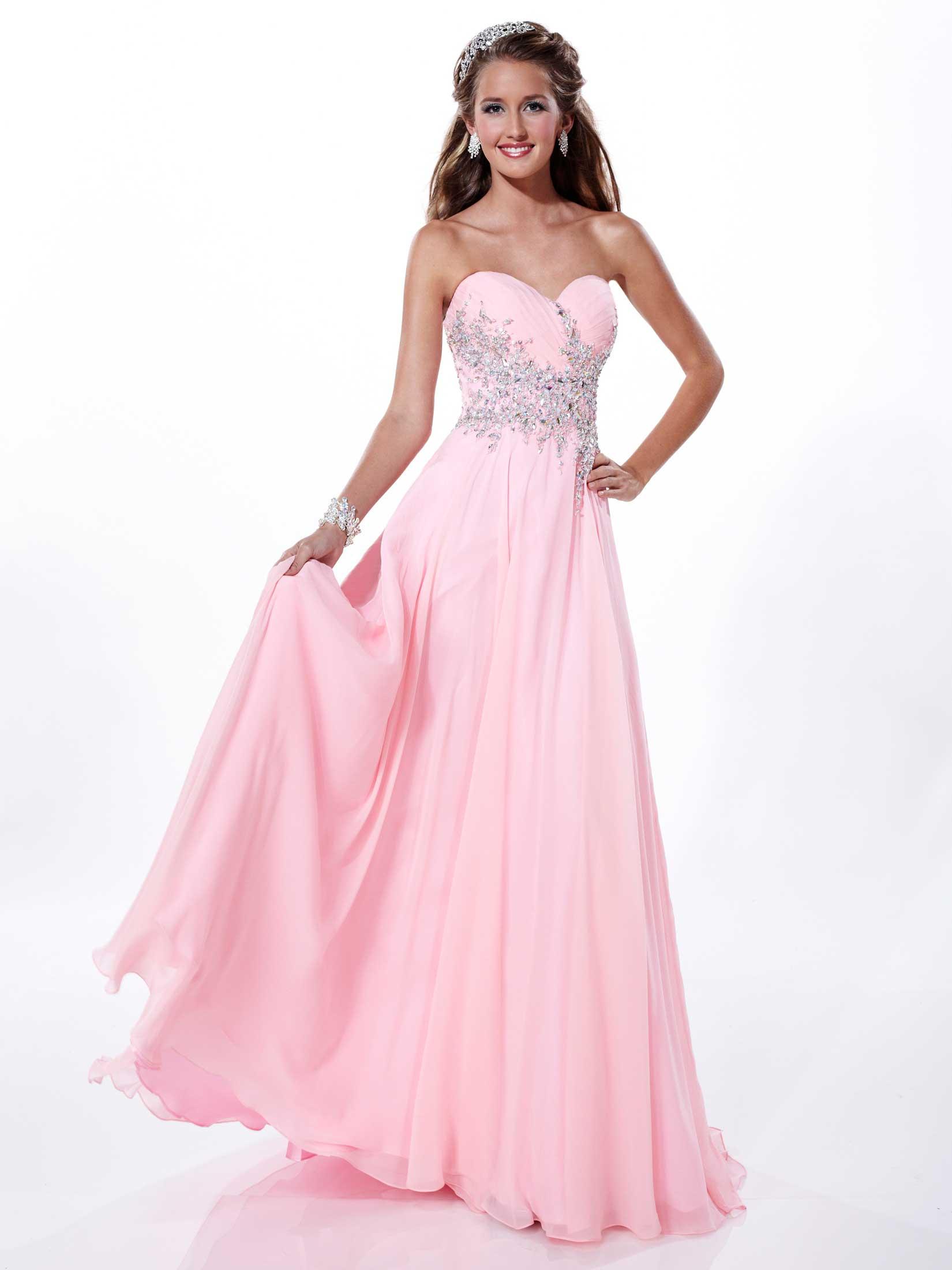 Bonito Ideal Prom Dress Galería - Colección de Vestidos de Boda ...