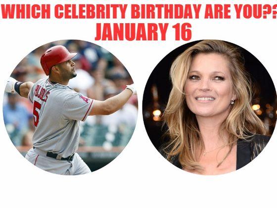 January 16 Birthdays | Famous Birthdays