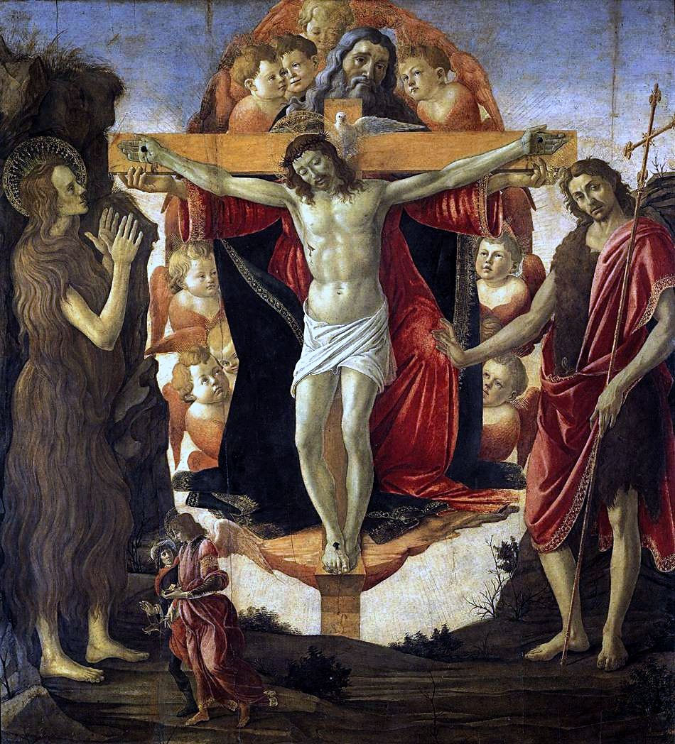 the crucifixion of jesus in medieval art playbuzz