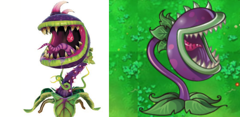 which plant are you from plants v s zombies playbuzz