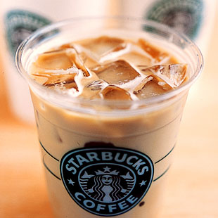Starbucks Iced Coffee Tumblr