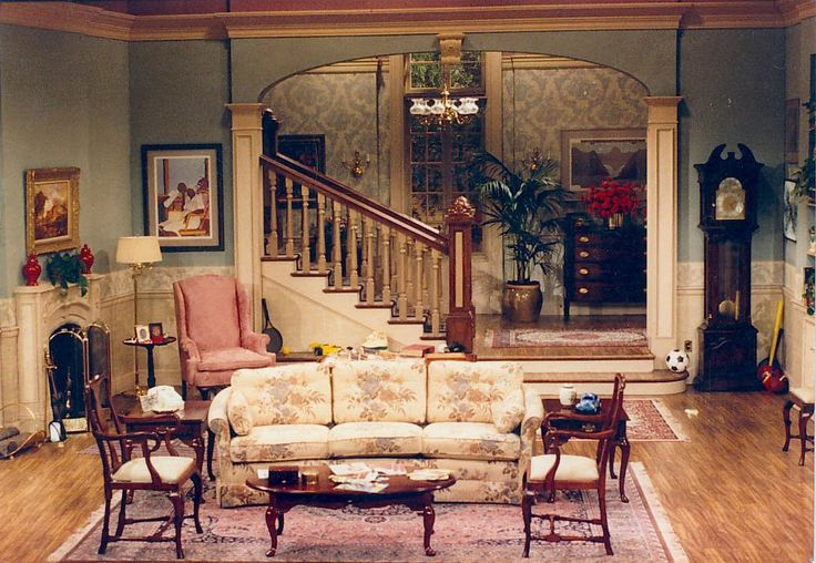 Captivating Can You Match These Iconic Living Rooms To Their Iconic TV Shows? | Playbuzz Pictures Gallery